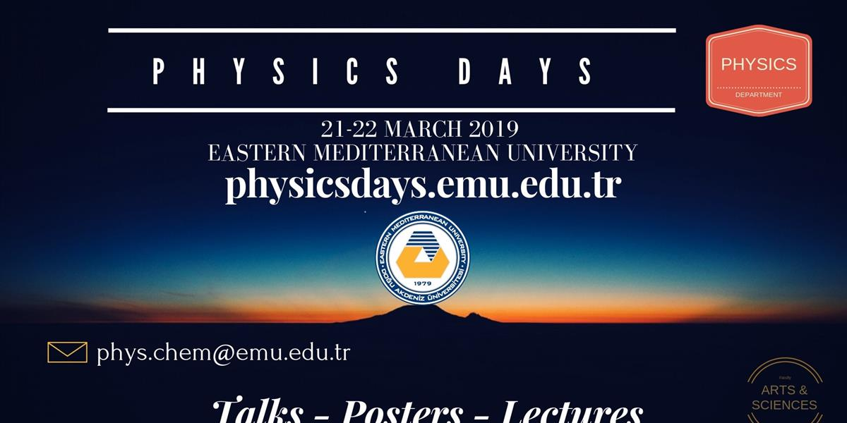 The 2nd Physics Days Meeting